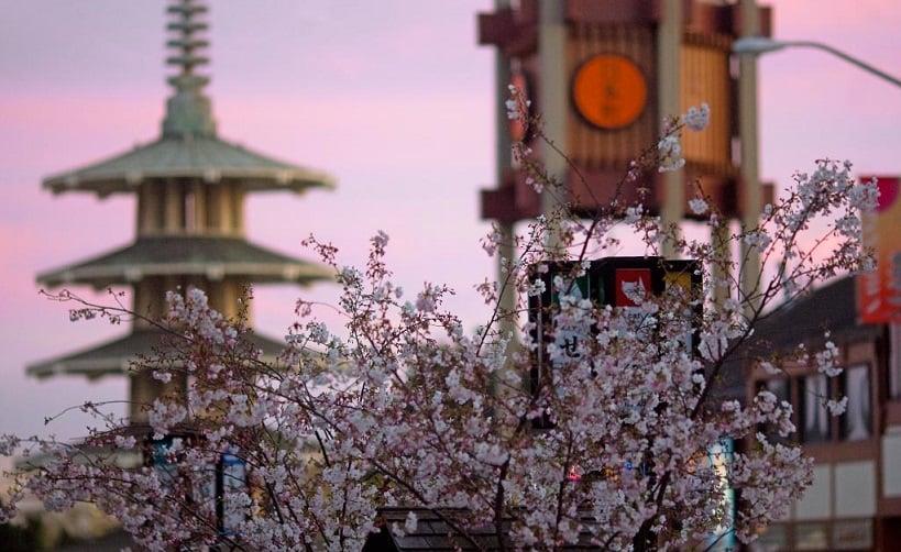 Japan Town em San Francisco