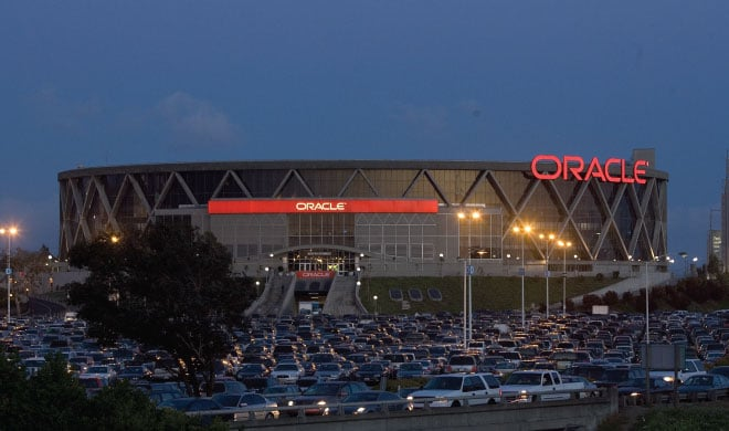 Oracle Arena em San Francisco