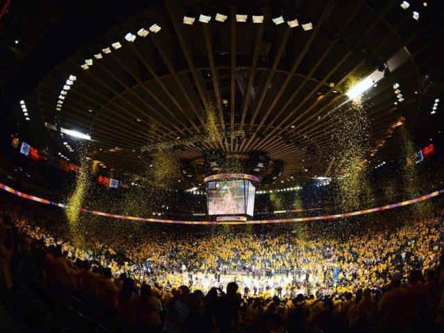 Onde comprar ingressos de jogos do Golden State Warriors