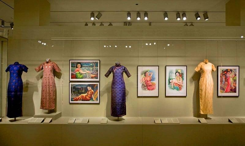 Objetos no museu Asian Art Museum of San Francisco