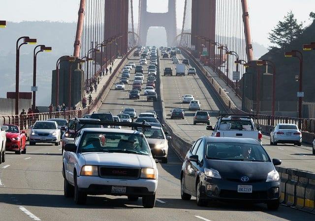 Como dirigir em San Francisco