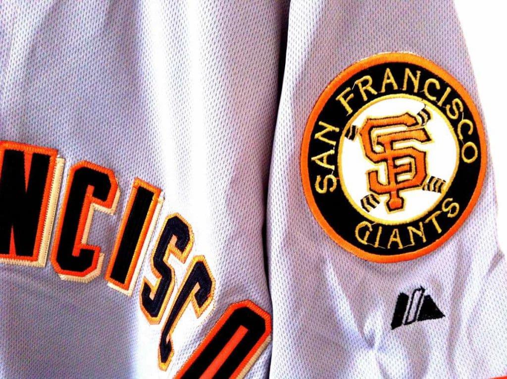 Time de beisebol em San Francisco