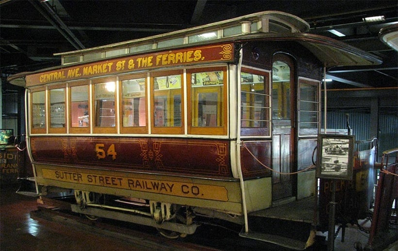 The Cable Car Museum San Francisco