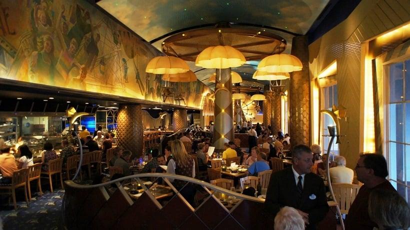 Restaurante Flying Fish Grill em Carmel