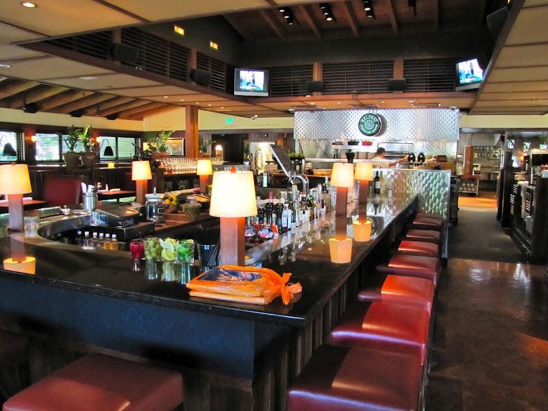Restaurante Rutherford Grill em Napa Valley