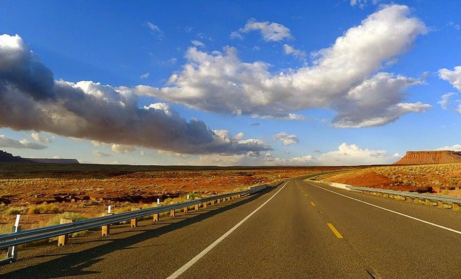 Seguros do veículo alugado em Las Vegas e na Califórnia