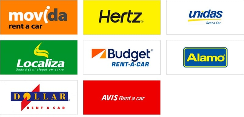 Empresas de aluguel de carro em Carmel