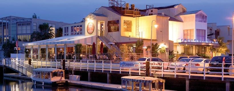 Restaurante The Cannery em Newport Beach