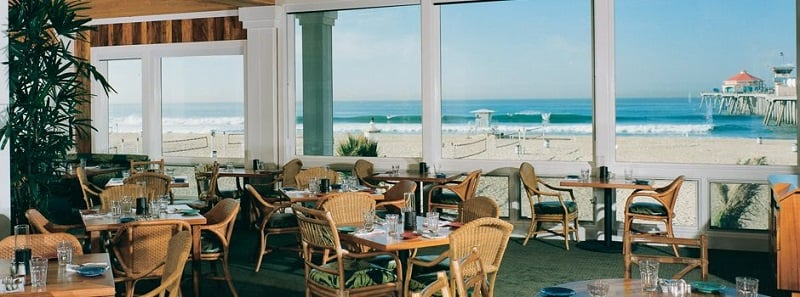 Restaurante Duke's Huntington Beach em Huntington Beach