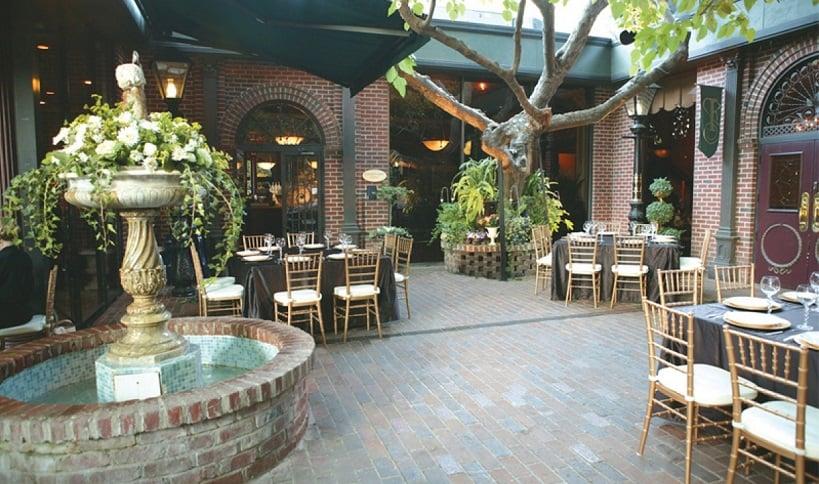 Restaurante The Firehouse em Sacramento