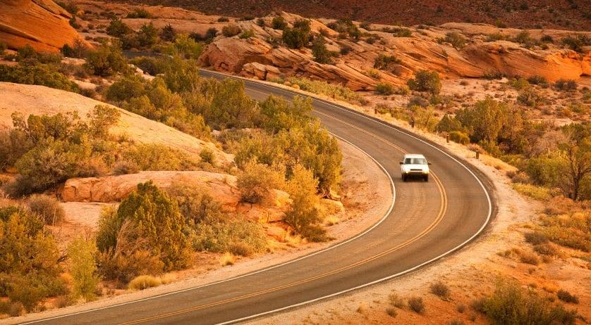 Aluguel de carro no Grand Canyon