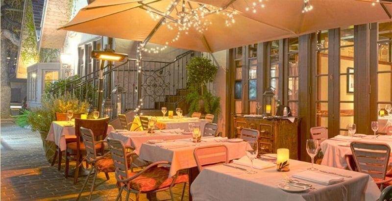 Restaurante Grasing's Coastal Cuisine em Carmel