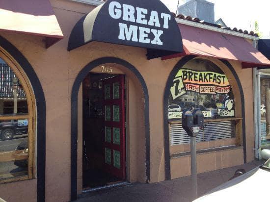 Restaurante Great MEX em Newport Beach
