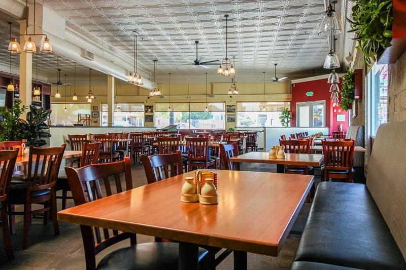 Restaurante Lilian Italian Kitchen em Santa Cruz