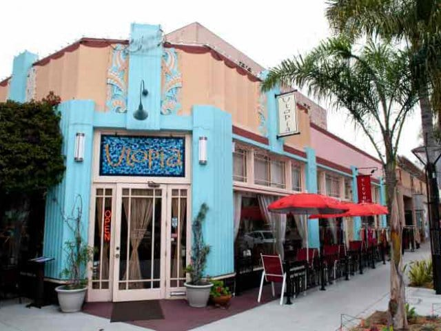 Restaurantes em Long Beach
