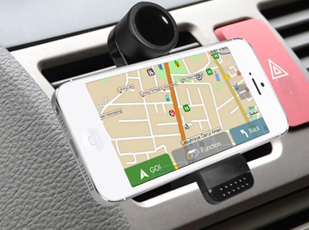 GPS no carro em San Diego