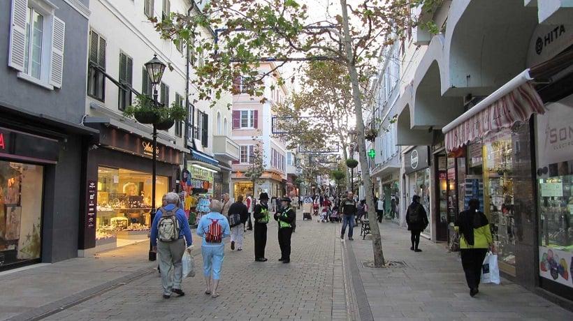 Compras no Santa Cruz Downtown em Santa Cruz