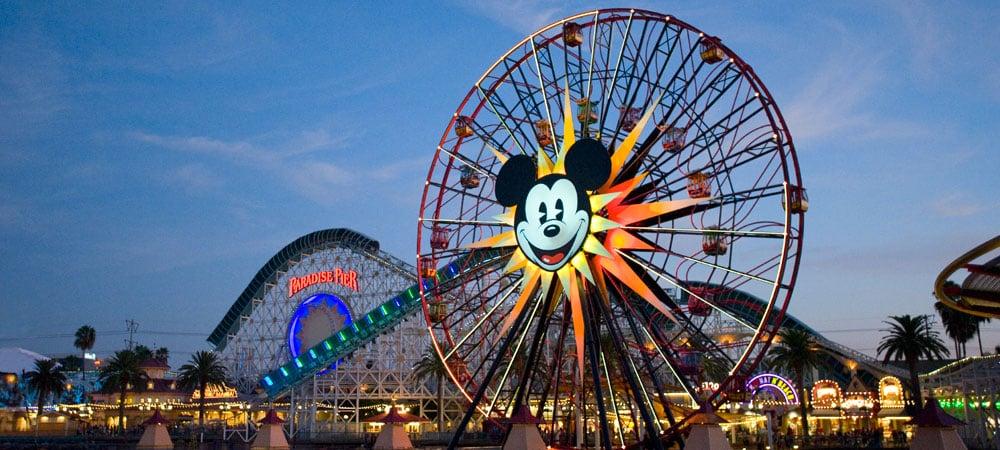 Onde comprar os ingressos da Disney Califórnia