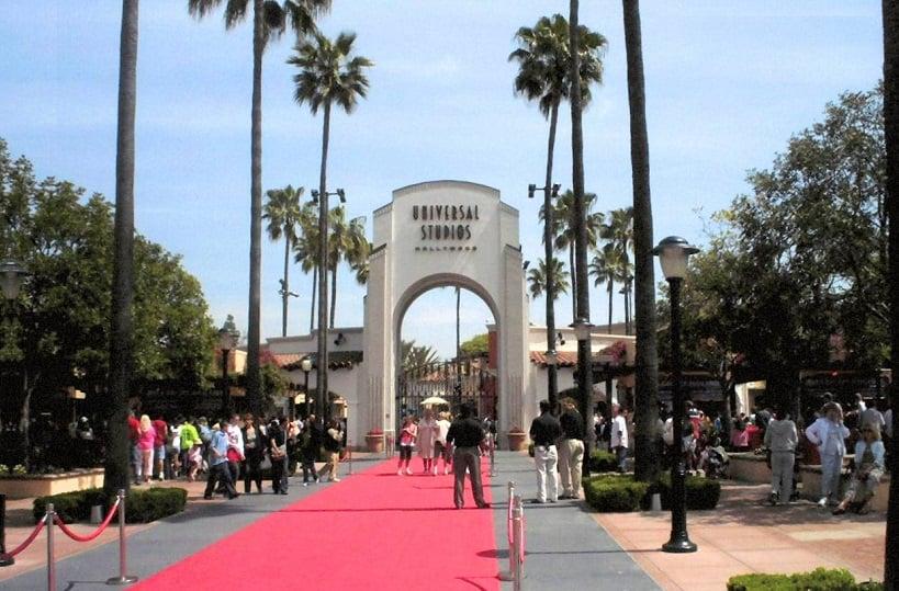Parque Universal Studios Hollywood em Los Angeles
