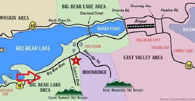 Onde ficar em Big Bear Mountain: Melhores regiões