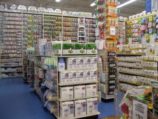 Melhores lojas para o enxoval do bebe na Califórnia