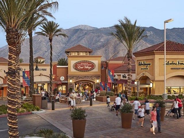 Compras em Palm Springs