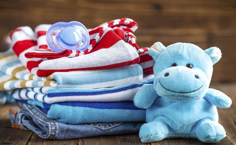 Baby Shoppers para o enxoval do bebe na Califórnia