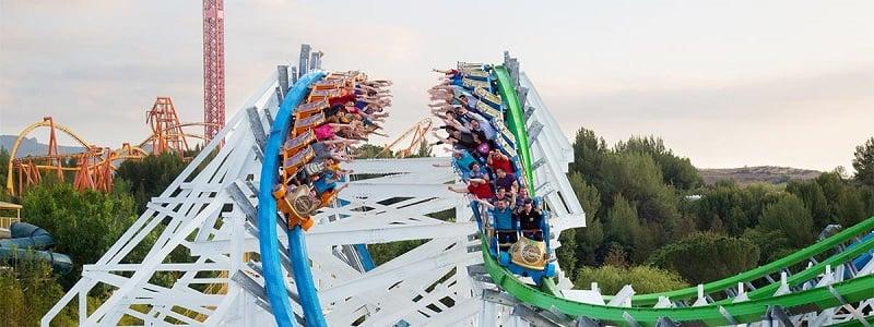 Melhores parques de diversões da Califórnia