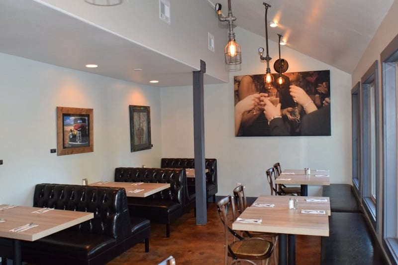 Restaurante 572 Social Kitchen and Lounge em Big Bear Mountain