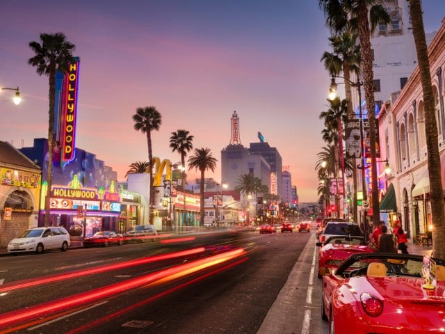 Passeios em Los Angeles