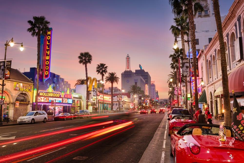Feriados em Los Angeles em 2018