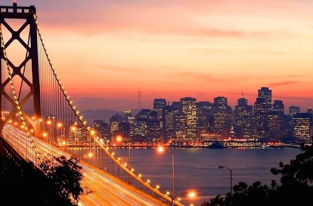 San Francisco em maio