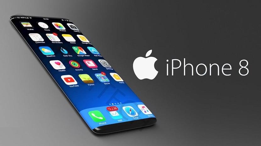 iPhone 8 em Los Angeles