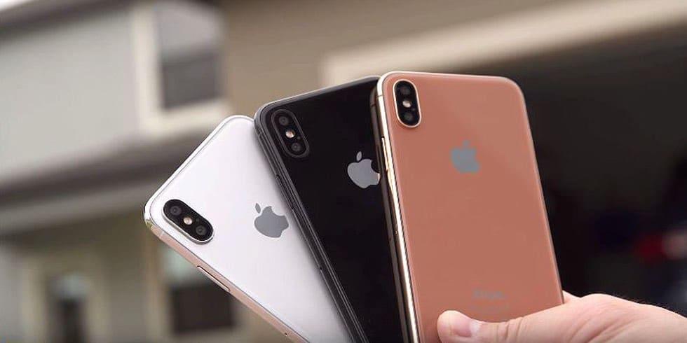 Iphone 8 em Los Angeles e na Califórnia