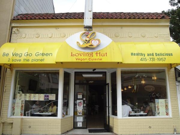 Restaurantes veganos em San Francisco