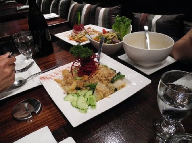 Restaurante Thai Idea Vegetarian Restaurant em San Francisco
