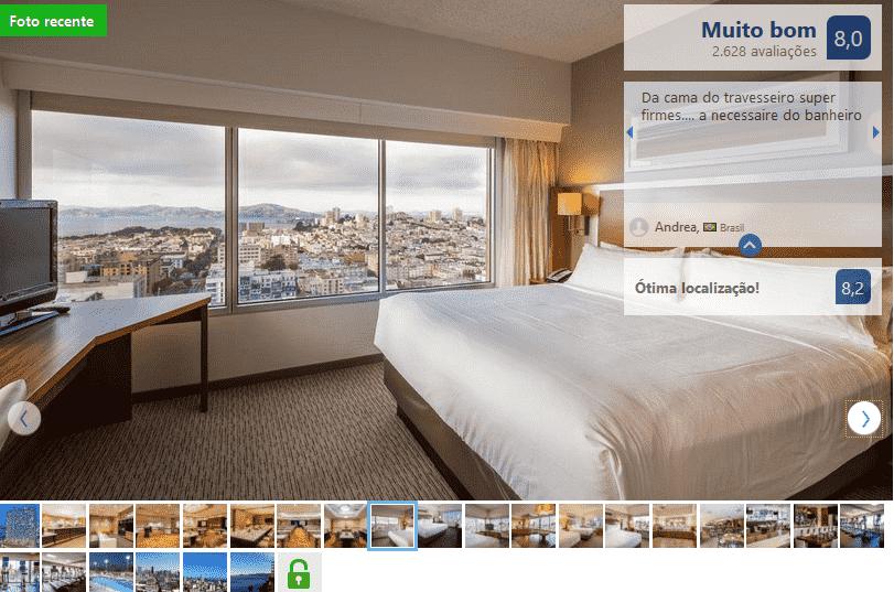 Hotel Holiday Inn San Francisco - Golden Gateway para ficar em San Francisco
