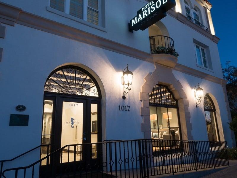 Hotel Marisol Coronado em San Diego