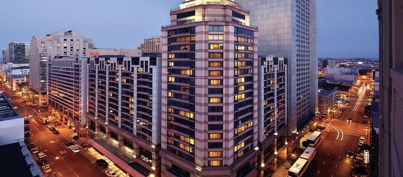Melhores hotéis em San Francisco