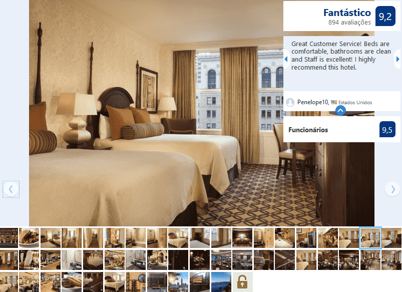 Hotel Omni em San Francisco