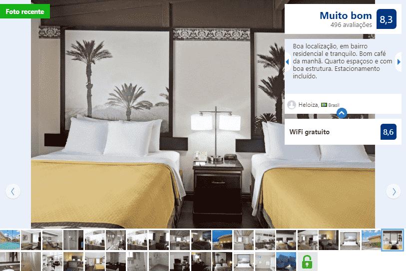 Hotel Super 8 by Wyndham Los Angeles - Culver City Area para ficar em Santa Mônica