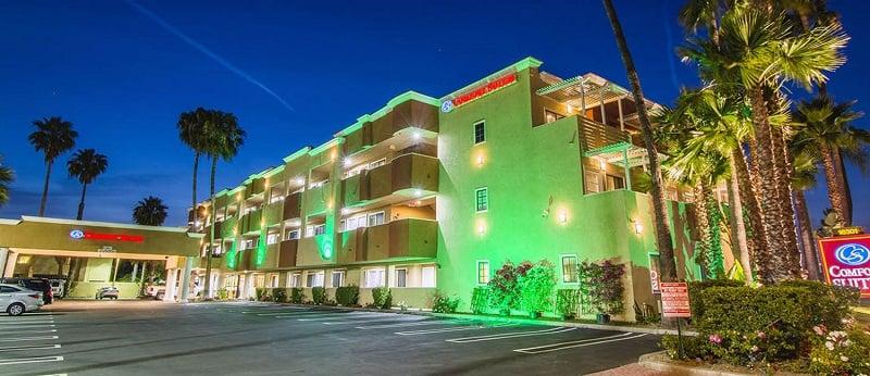 Hotel Comfort Suites Huntington Beach em Huntington Beach