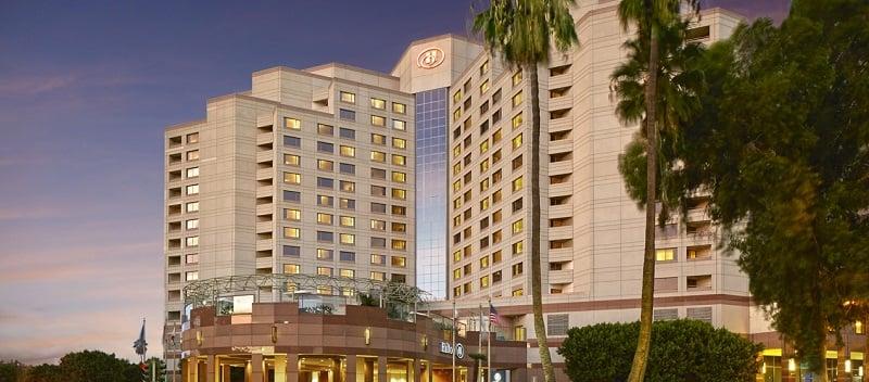 Hotel Hilton Long Beach em Long Beach