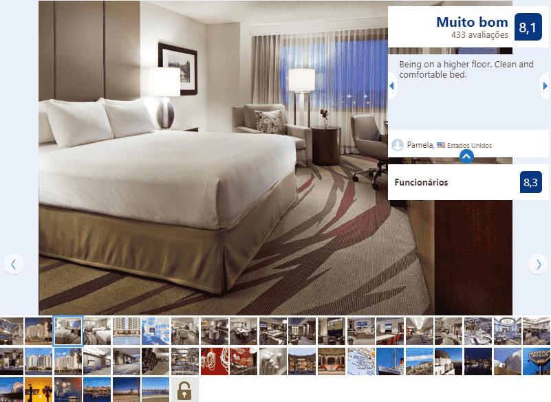 Hotel Hilton Long Beach em Long Beach na Califórnia