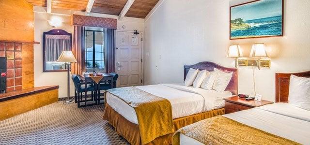 Hotéis bons e baratos em Monterey