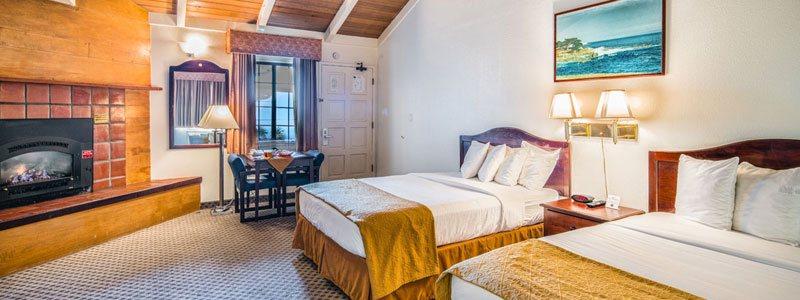 Dicas de hotéis em Monterey