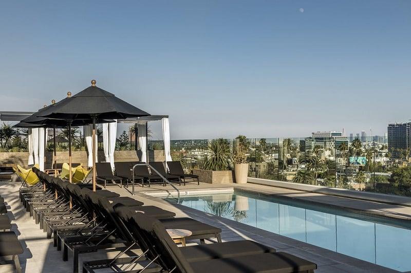 Kimpton Everly Hotel em Los Angeles