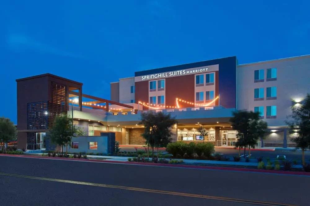 Hotel SpringHill Suites by Marriott Huntington Beach Orange County em Huntington Beach