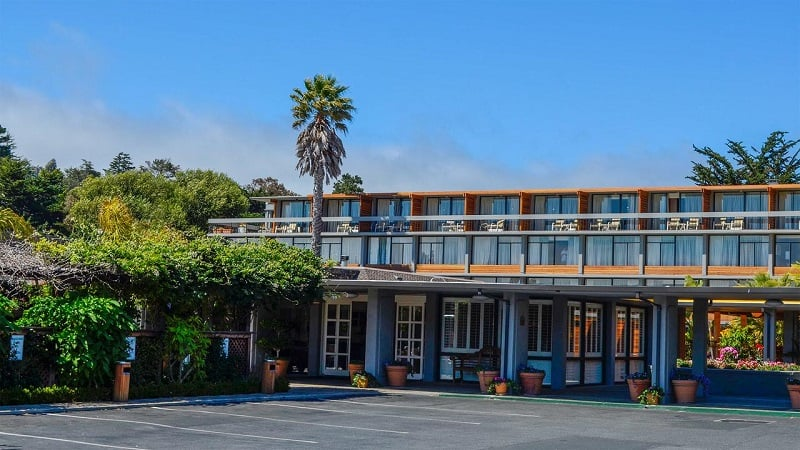 Hotel Carmel Mission Inn & Fuse Lounge Café em Carmel-by-the-Sea
