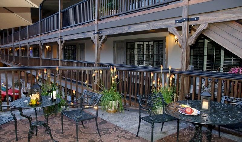 Hotel Coachman's Inn, A Four Sisters Inn em Carmel-by-the-Sea